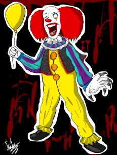 th clown